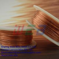 Wholesale solid copper wire (Anping Manufacturer) from china suppliers