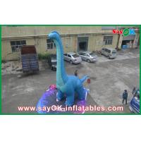 Wholesale Fire Proof Inflatable Dragon Toy Dinosaur Oxford Cloth With CE / UL Blower from china suppliers