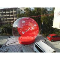 Wholesale Outdoor Advertising PVC Tarpaulin EN15649 Inflatable Snow Globe For Christmas from china suppliers