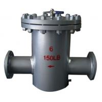 Wholesale CE Standard Industrial Strainer / Basket Type Strainer Blue Type Filter from china suppliers