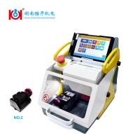 Wholesale SGS FCC Approve Automotive Key Cutting Machine Portable Key Code Cutting Machine from china suppliers