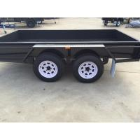 Wholesale 4500 KG Loading 10x6 Tandem Box Trailer Heavy Duty With Brake from china suppliers