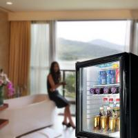 China Freezer showcase Mini Hotel Fridge (PTM-40GB) on sale