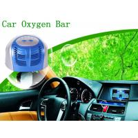 Wholesale OEM Negative Ions Portable Car Oxygen Bars for Eliminating Smells, Protect brain and eyes from china suppliers