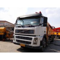 Wholesale 2006 42M CONCRETE PUMP  putzmeister  Concrete Pumps volvo truck from china suppliers