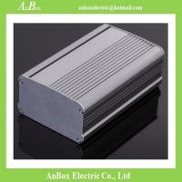 Wholesale 95*55*80/95/100/120/130/180mm DIY wall mount aluminum enclosures for electric box from china suppliers