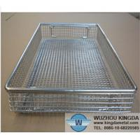 Wholesale ss wire mesh basket from china suppliers