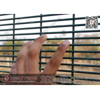 Wholesale 358 High Security Welded Mesh Panel | China Anti-cut Prison Fencing Factory from china suppliers