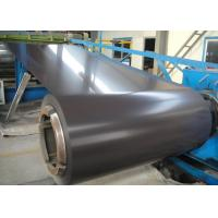 Wholesale Sea Blue Cold Rolled Steel Coil For House , Cold Rolled Steel Sheet High Tension from china suppliers