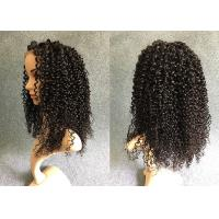 Wholesale Full And Thick Lace Front Human Hair Wigs / Brazilian Virgin Hair Extension from china suppliers