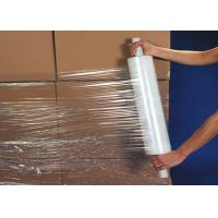 Wholesale Pallet Wrapping LLDPE Stretch Film High Performance For Carton Packaging from china suppliers
