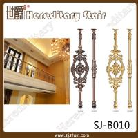 Buy cheap Plush Die-Casting Aluminum Balustrade for Railing (SJ-B010) from wholesalers
