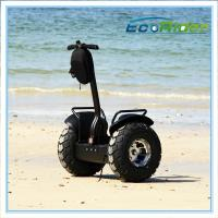 Wholesale Electric 2 Wheel Hoverboard Scooter Standing With 4000W Brushless Motor , 20KM/H Max Speed from china suppliers