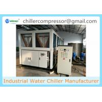 Wholesale VSD Twin Compressor Air Cooled Water Chiller for Industrial Processing Line from china suppliers