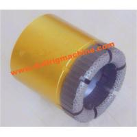 Wholesale Surface Set Diamond Core Drilling Bit for Broken / Abrasive Formation Rock from china suppliers