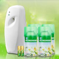 Wholesale Automatic air freshener  Bathroom toilet deodorant fragrances scented water on wall from china suppliers