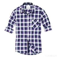 Wholesale Mens Check Shirts (pocket Plaid) from china suppliers
