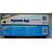 Wholesale Zipper Seal Food Storage Bag, 1 Gallon / 18 ct. 1.7 mil, minigrip, Ziploc, American value from china suppliers