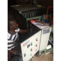 Wholesale Africa customer install the 1 ton block ice machine by himself from china suppliers