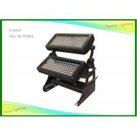 Wholesale 192 x 3w LED Wall Wash Lights multi Lens Angle , Dmx Led Flood Light from china suppliers