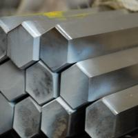 Wholesale Cutting Deformed Hexagonal Steel Bar , Cold Finished Steel Bar 17-4PH / 17-7PH from china suppliers