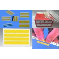 Quality ESD Double SMT Splice Tape Strong Adhesive 8mm Yellow 5mm x 40mm Size Single SMT Splicing Tape for sale
