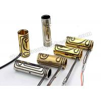 Quality Hot Runner Brass Tube Electric Coil Heaters , Electric Industrial Heaters for sale