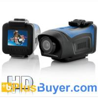 Wholesale Xdreme HD - 1080P HD Extreme Sports Action Camera (Waterproof, HDMI & TV Out) from china suppliers