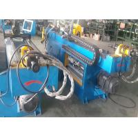 Wholesale Heating Single Head Hydraulic Tube Bending Machines Water Cooling With 4KW 110V from china suppliers