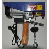 Wholesale Steel Electric Wire Rope Hoist Electric Chain Fall Ce Approved from china suppliers