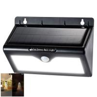 Wholesale 3 Intelligent Mode Solar Sensor Outdoor Lights For Backyards / Balcony from china suppliers