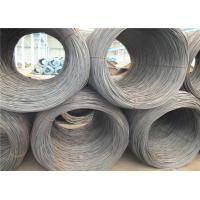 Wholesale Vehicle GB SWRH72A High Carbon Spring Steel Wire Rod , Hot Rolled Steel Rod from china suppliers
