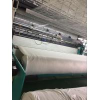 Wholesale High Strength White Color Geotextile Composite of Glass Fiber yarn or Polyester Yarn With Geotextile from china suppliers