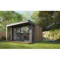 Wholesale Modern Accents Holiday Home / Prefabricated Garden Studio For Holiday Living from china suppliers