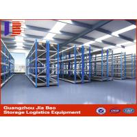 Wholesale Metal Warehouse Shelving , Light  And Middle Duty Storage Rack 200 kg - 900 kg from china suppliers