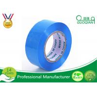 Quality Hot Melt Waterproof Coloured Packaging Tape Bopp Material 35-65 Mic Thickness for sale
