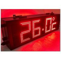 Wholesale RS485 LED Gas Station Sign with Static State Display Dot Front Side Maintenance from china suppliers