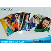 Wholesale 4R A1 A2 Inkjet Printing Cast Coated Photo Paper Glossy Anti Curling from china suppliers