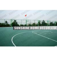 Wholesale Green Easy Install Interlocking Gym Flooring For Indoor And Outdoor from china suppliers