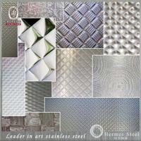 Wholesale UAE Dubai construction material exterior interior design embossed sheet for contract  project distributor  wholesaler from china suppliers