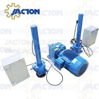Quality 30 Ton Acme Screw Jack Lift Screw Diameter 75MM Lead 12MM Gear Ratio 12:1, 18:1 and 36:1 for sale