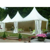Wholesale Prefab Oriental Style Pagoda Party Tent For Wedding Party Celebrations from china suppliers