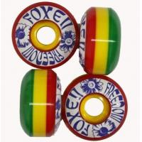 Wholesale Pu Materials 53*36mm Aggressive Skateboard Wheels Color Logo Wheels from china suppliers