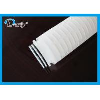 Quality PTFE Membrane Alkaline Micron Filter Cartridge Chemical Industry Filter for sale