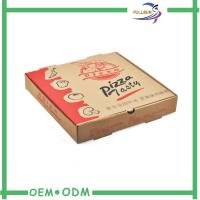 Wholesale Custom Mini Corrugated Paper Boxes For Carton / Pizza Packing from china suppliers