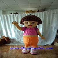 Wholesale Dora mascot costume from china suppliers