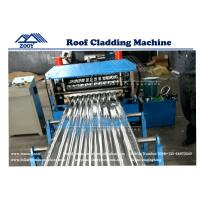 Wholesale YX19-76-760 Corrugate Roofing Roll Forming Machine from china suppliers