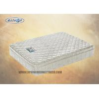 Wholesale High Density 11 Inch Memory Foam Euro Pillow Top Mattress Hotel King Size from china suppliers