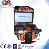 Wholesale 2014 3D video gun shooting game machine, simulator gun shooting arcade game machine from china suppliers
