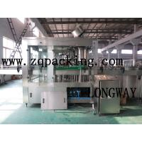 Wholesale BDGF72-72-18 Beer washing filling capping machine from china suppliers